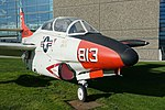 Rockwell T-2C Buckeye, 1970 - Evergreen Aviation & Space Museum - McMinnville, Oregon - DSC00460.jpg