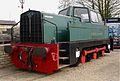 Rolls Royce Sentinel DL83 Diesel Shunter at the Nene Valley Railway - Flickr - mick - Lumix.jpg