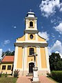 Roman Catholic church in Bálványos1.jpg