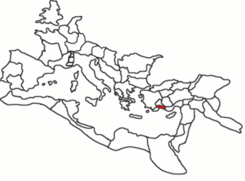 Roman empire map - pamphylia.PNG