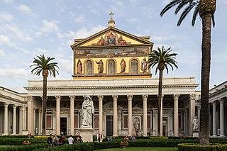 Rome (IT), Sankt Paul vor den Mauern -- 2013 -- 3982