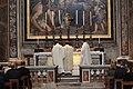 Rome Andrzej Duda Vatican City visit Saint Peter's Basilica 2020 P06.jpg