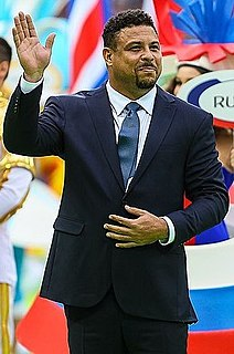 Ronaldo (Brazilian footballer) Brazilian association football player