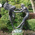 Rotterdam kunstwerk dansend paar.jpg