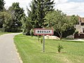 Rouilly (Seine-et-Marne) city limit sign Rouilly.jpg