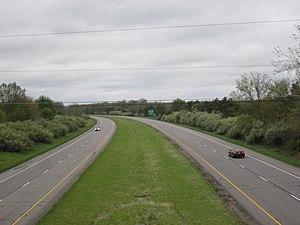 Ohio State Route 11 - SR 11 near SR 5