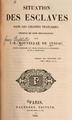 Rouvellat de Cussac - Situation des esclaves, urgence de leur émancipation, 1845.png