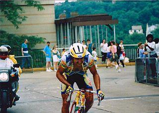 Clarence Knickman American racing cyclist