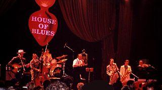 Royal Crown Revue band