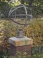 Royal Observatory Greenwich - Armillary dial (8128781633).jpg