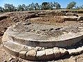 Ruínas Romanas de Cáparra, restos de la puerta sureste1.jpg