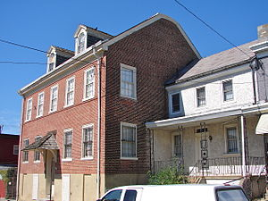 John Ruan House - Image: Ruan House A Philly