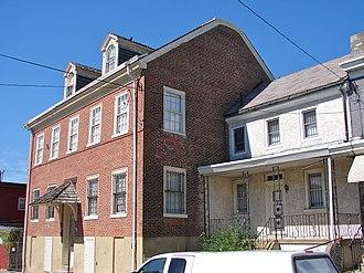 Frankford, Philadelphia - John Ruan House