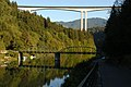 Ruden Lippitzbachbrücke und Jörg-Haider-Brücke 09102006 3815.jpg