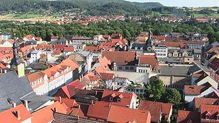 Рудольштадт,  Thuringia, Германия