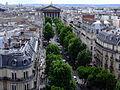 Rue Tronchet Eglise St Madeleine.JPG