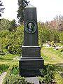 Ruhestätte Prof. Dr. Friedrich Michaelis - Hauptfriedhof Freiburg Breisgau.jpg