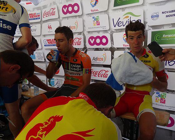 Rumillies (Tournai) - Tour de Wallonie, étape 1, 26 juillet 2014, arrivée (B17).JPG