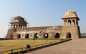 Mandu, Madhya Pradesh - Roopmati's Pavilion