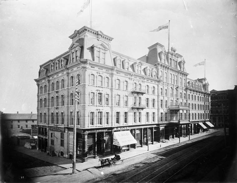 Russell House ca1893