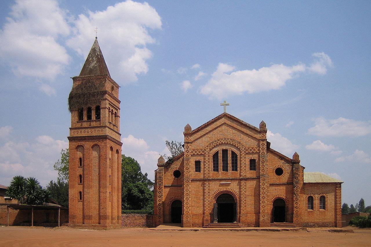 Gereja Katolik Roma di Rwamagana