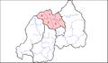 Rwanda NorthProvDists.png