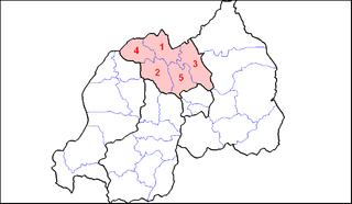 Northern Province, Rwanda Province in Rwanda