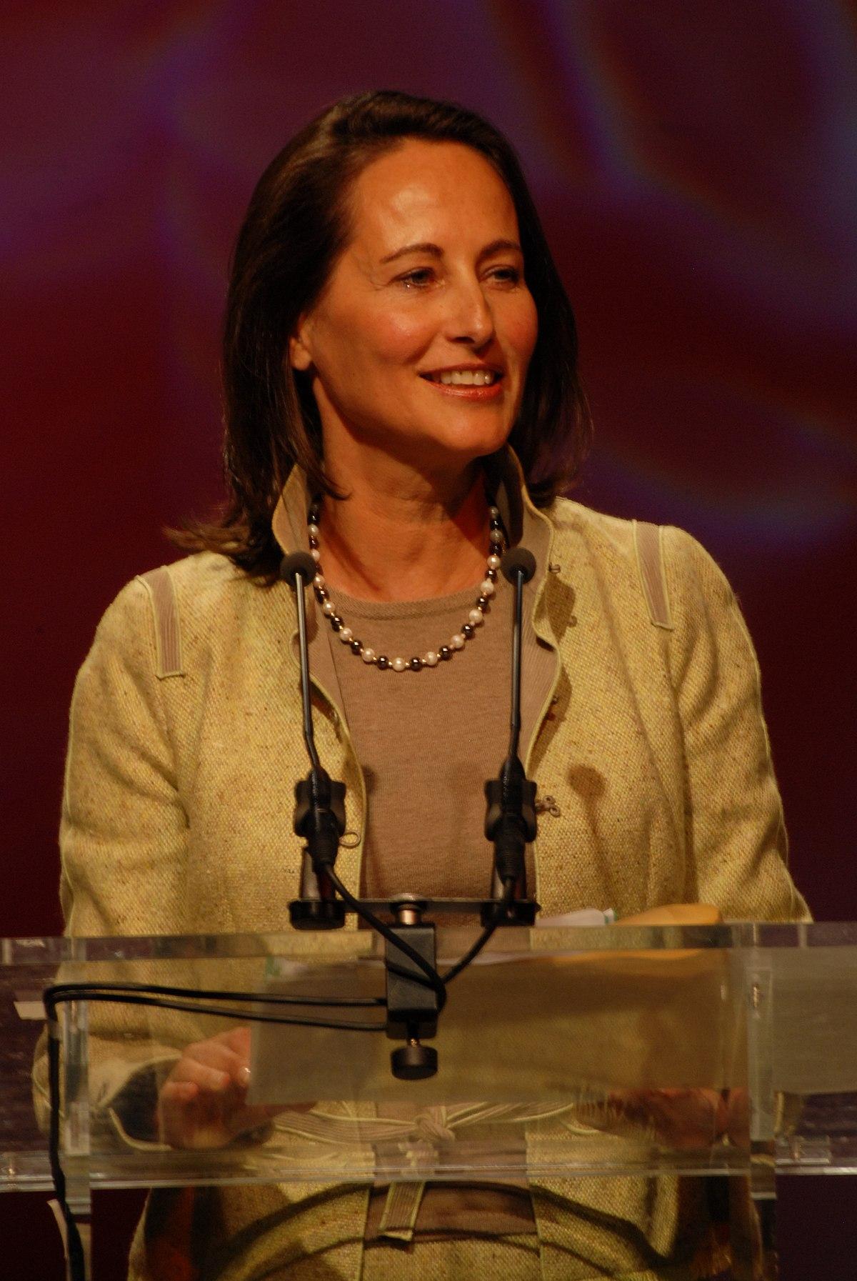 Ségolène Royal - Wikimedia Commons