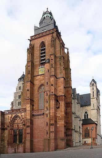Wetzlar Cathedral - Wetzlar Cathedral