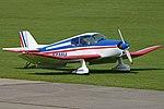 SAN Jodel D.150A Mascaret 'G-CGMH' (41829534652).jpg