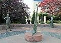 SCERA Courtyard sundial (41970147455).jpg