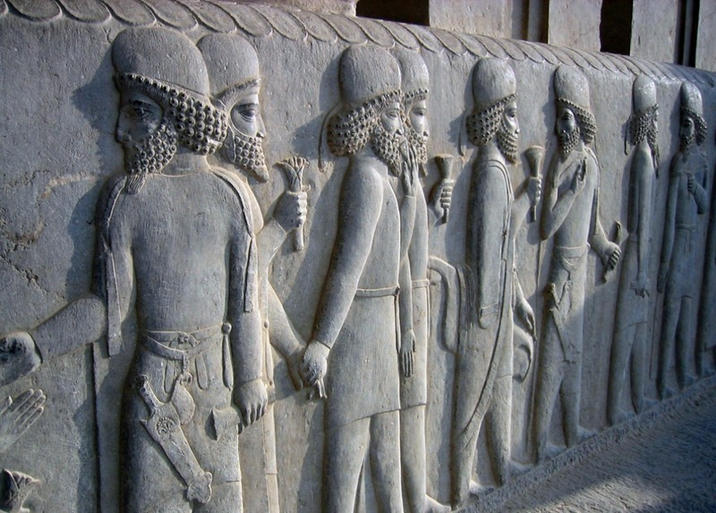 SEHDAR PALACE IN PERSEPOLIS.tif