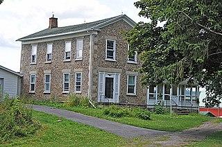 Sliker Cobblestone House United States historic place