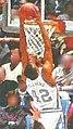 SMU Mustangs at North Carolina Tar Heels men's basketball 1987-12-12 (ticket) (crop).jpg