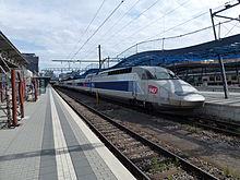 kleinbettingen luxembourg train to paris