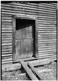 SOUTH (FRONT) ENTRY INTO MILL BUILDING - Mingus Flour Mill, Gatlinburg, Sevier County, TN HAER TENN,78-GAT,2-6.tif