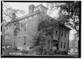 SOUTH SIDE, EAST REAR - Jones-Coman-Westmoreland House, 517 South Clinton Street, Athens, Limestone County, AL HABS ALA,42-ATH,11-2.tif