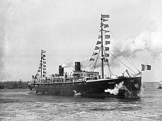 SS La Touraine - SS La Touraine