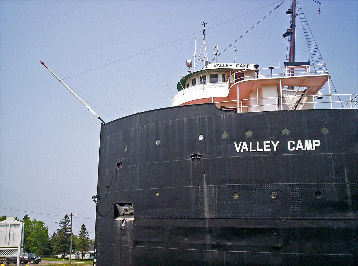 SS Valley Camp - Wikipedia