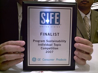 South Texas College - Image: STC SIFE2007success