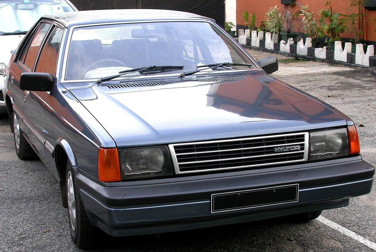 Px Stellar Gsl on 1987 Hyundai Elantra