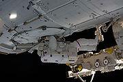 STS-130 EVA2 Robert Behnken 3
