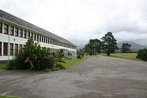 Saasveld Forestry College - Image: Saasveld 03