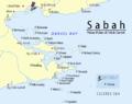 Sabah-Islands-DarvelBay PulauSakar-Pushpin.png