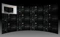 Sabayon Linux 4.2G Compiz Fusion Desktop Wall.png