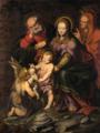 Sacra Famiglia con San Giovannino Carlo Antonio Procaccini.png