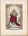 Sacred heart of Jesus- sacre ́coeur de Jesus - sagrado croazon de Jesus LCCN2001704230.jpg