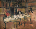 SaekiYūzō-1928-A Cafe Restaurant.png