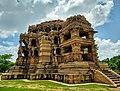 Sahasra bahu temple Gwalior fort.jpg