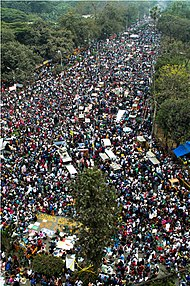 Bangladeŝo - Wikipedia's Bangladesh as translated by GramTrans